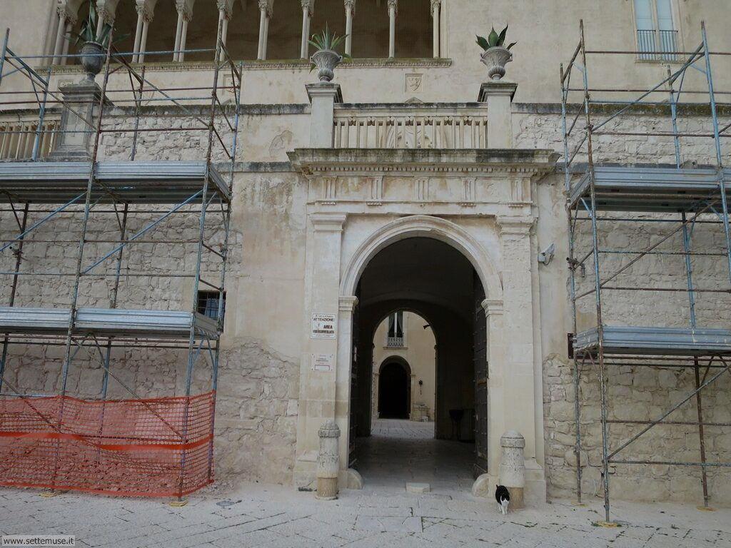Puntasecca, casa Montalbano, castello Donnafugata 009