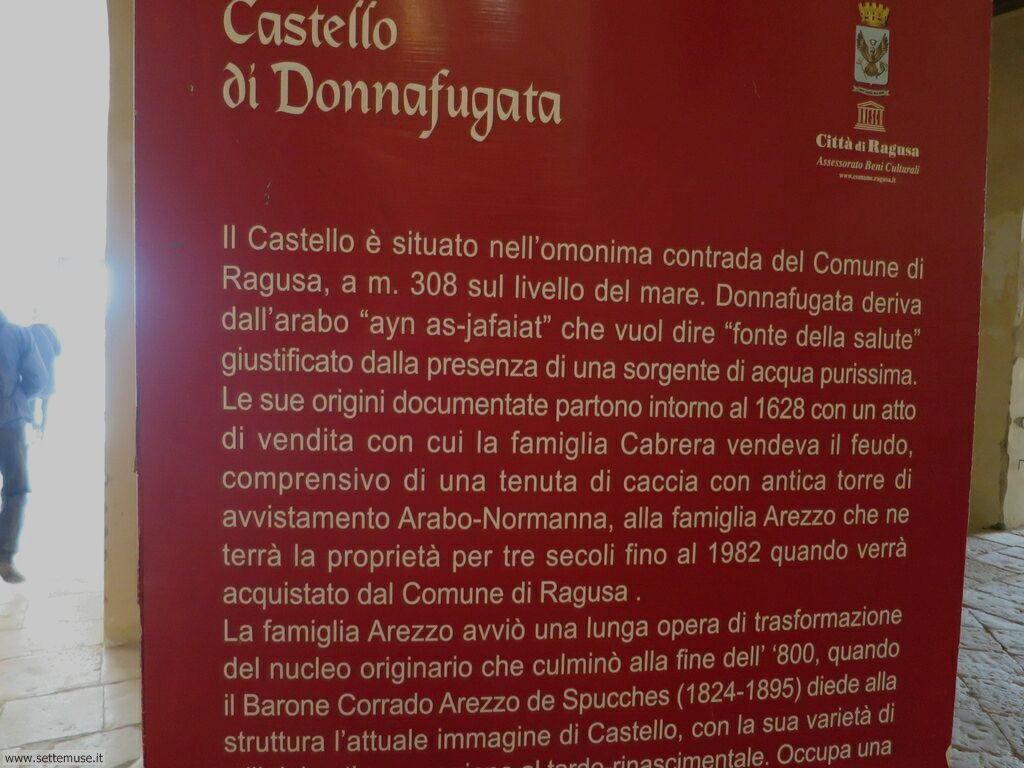 Puntasecca, casa Montalbano, castello Donnafugata 016