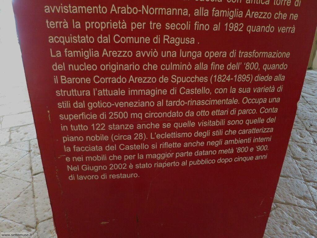 Puntasecca, casa Montalbano, castello Donnafugata 017