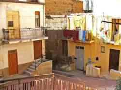 Agrigento - Foto del vecchio centro storico