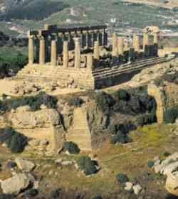 Agrigento - Tempio di Giunone