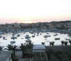 Lampedusa - Porto al Tramonto