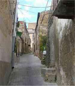 Caltanisetta - Vicoli città araba