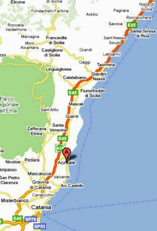 Acireale catania guida e foto settemuse mappa acireale altavistaventures Images