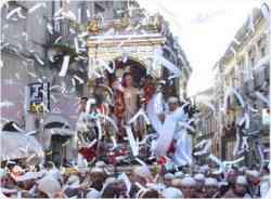 Feste patronali e sagre. San Sebastiano