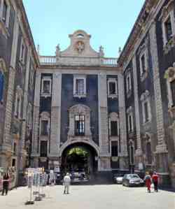 Catania - Porta Uzeta