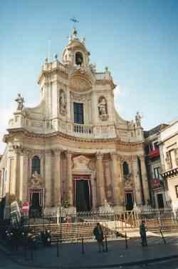 Catania - Collegiata
