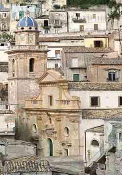 Ragusa - Centro storico