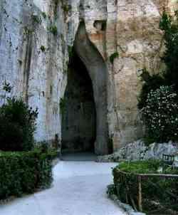 Siracusa - Orecchio di Dioniso