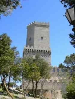 Erice - Torretta Pepoli
