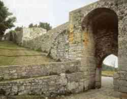 Erice - Mura e Porta Punica
