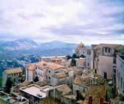 Erice - Panorama