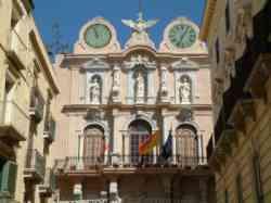 Trapani Palazzo Senatorio