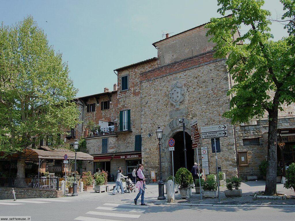 Lucignano Porta San Giusto