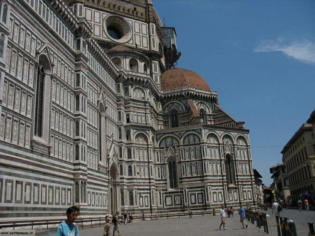 Duomo firenze italy world turism for Domon florence