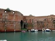 La fortezza vecchia di Livorno