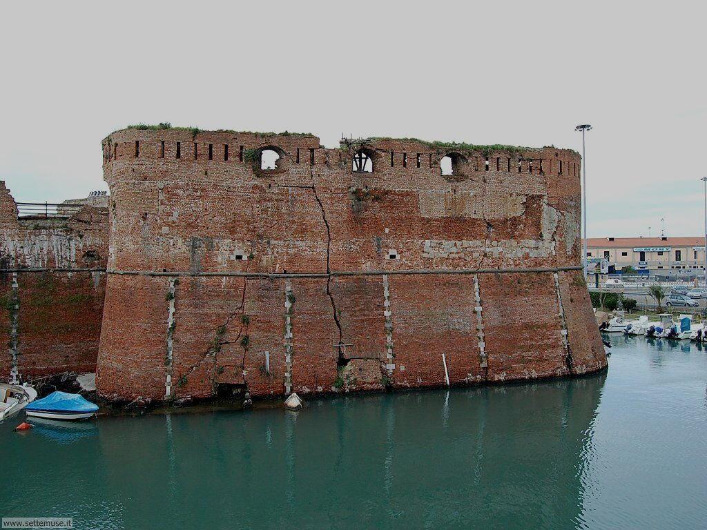 livorno_citta_409 La fortezza vecchia