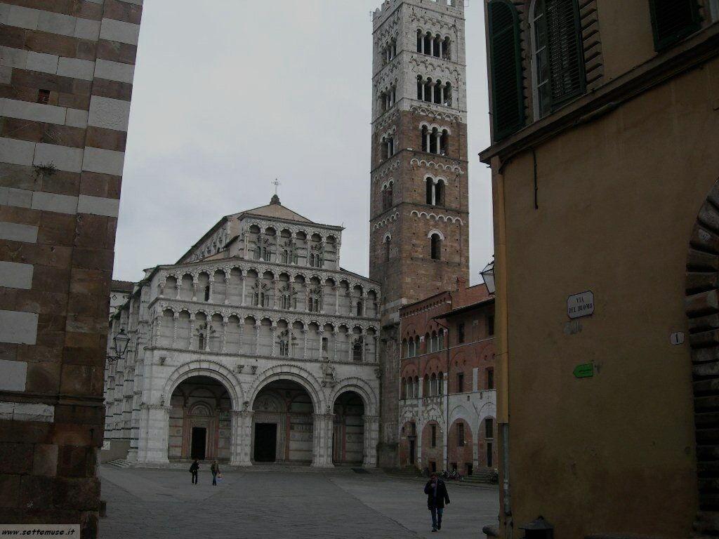Lucca Duomo di S. Martino