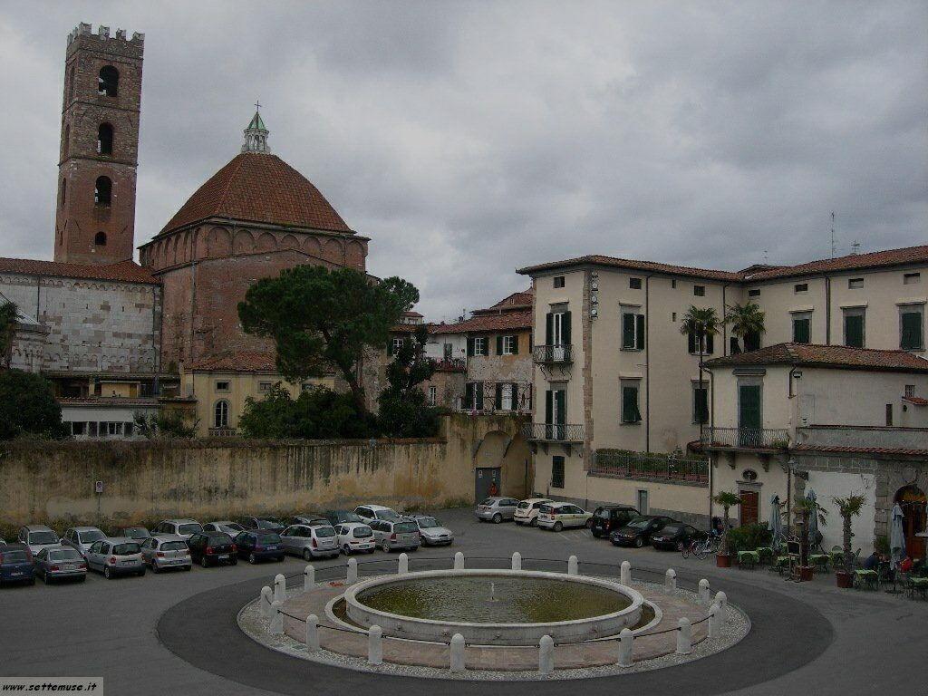 Piazza Antelminelli