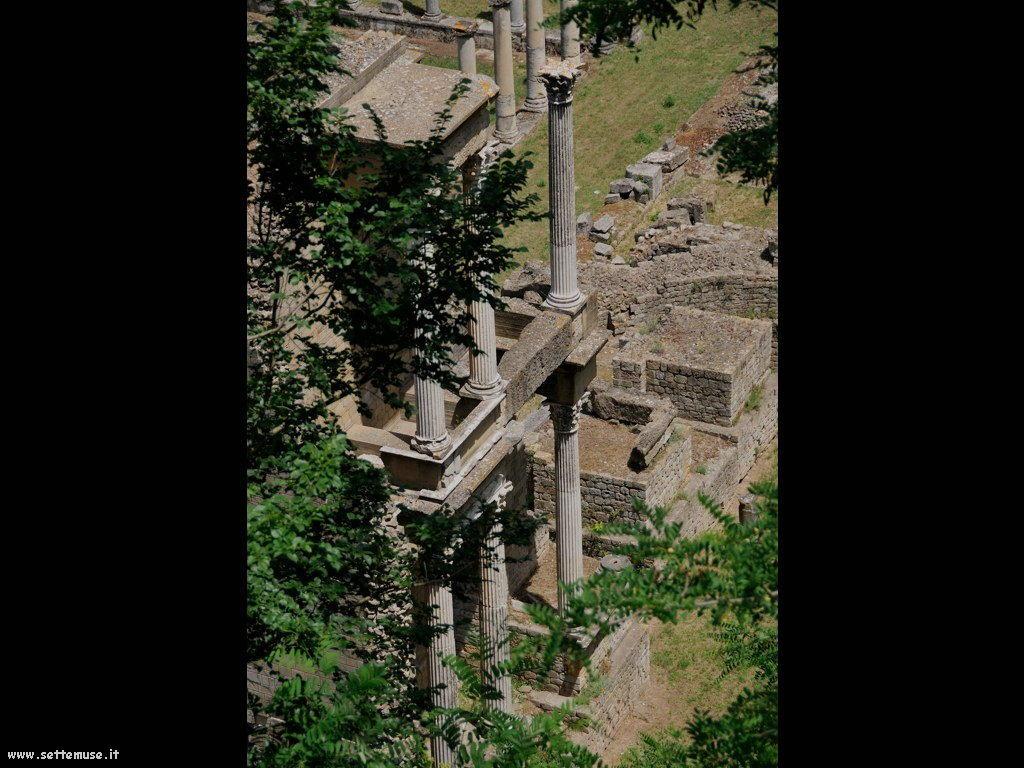 volterra rovine romane