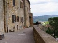 Pienza borgo medievale