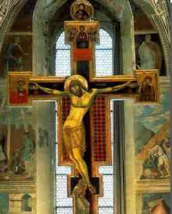 Arezzo Chiesa di San Francesco