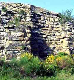 Arezzo - Mura di Castelsecco