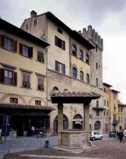 Arezzo - Piazza Grande