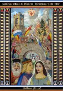 Bibbiena - Carnevale storico