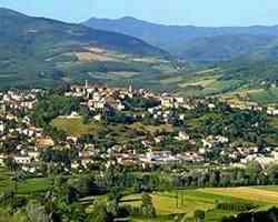 Bibbiena - Panorama