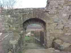 Borgo alla collina - Porta di Orgi
