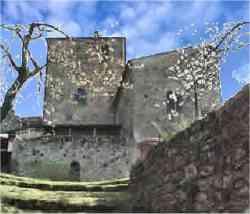 Strada in Casentino - borgo antico