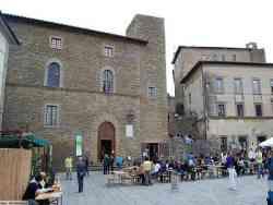 Castiglion Fiorentino - Il Palazzo Comunale