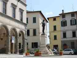 Foiano della Chiana - Piazza Cavour