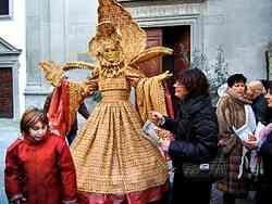 Castiglion Fibocchi -Carnevale
