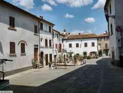 Castiglion Fibocchi - Piazza Principale