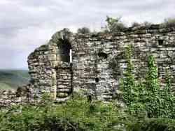 Castiglion Fibocchi - Rovine di San Quirico