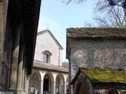 La Verna - Facciata della Chiesa