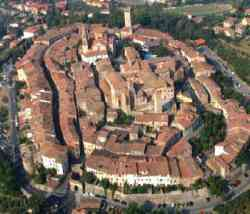 Lucignano - Panoramica