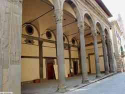 Monte San Savino - La Loggia