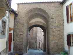 Monte San Savino - Porta Romana