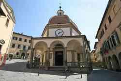 Poppi - Oratorio della Madonna del Morbo