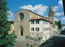 Sansepolcro - Chiesa di San Francesco