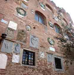 Certaldo Palazzo del Vicario