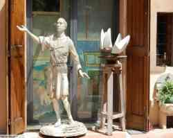 Vicchio - Arte sulla strada