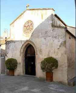 Capalbio Chiesa di San Nicola