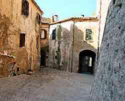 Capalbio Porta Senese