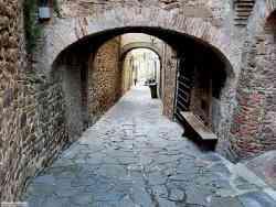 Castiglione della Pescaia -Il borgo del castello