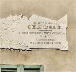 Castagneto Carducci - Casa Carducci