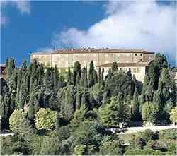 Castagneto Carducci - foto del Castello della Gherardesca